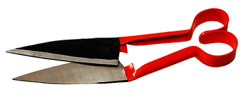 Berger BR27410 Heart-Shaped Topiary Shear - 5 1/2-Inch Cutting Length picture
