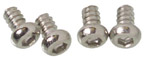 16D Rotor Motor Endbell Screws - 4 Pcs picture