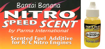 Banzai Banana - 1 Oz Bottle picture