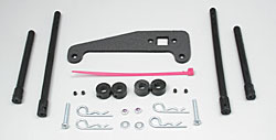 High Back Body Mount Kit - T-MAXX picture