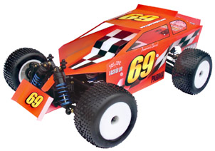RC18T Modified Oval Body picture