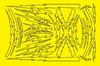 "1/32 & 1/24 Lightning Design Paint Mask - 5.5"" x 8.5"""