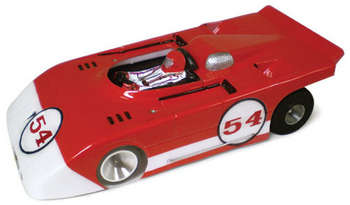 1/32 Alfa Romeo T33 - Clear .010&quot; Body picture
