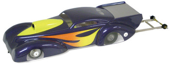 1/24 EDGE Drag Car - '41 Pro Mod (No Motor) picture