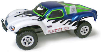1/16 RATTLER For Mini SLASH - Clear Body picture