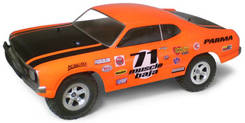 """71 MUSCLE SC BAJA .040"""" Clear Body picture"""