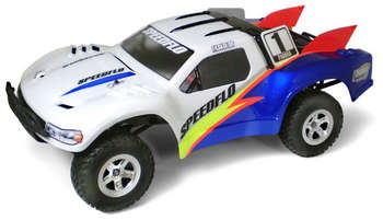 "SPEEDFLO SC Truck .040"" Clear Body picture"