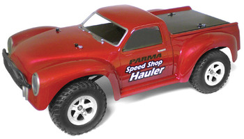 "Speed Shop Hauler SC Truck .040"" Clear Body picture"