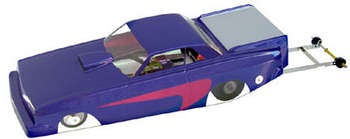 1/24 Dodge Coronet - .015 Painted/Trimmed Body picture