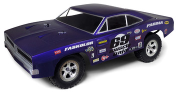 """69 R/T Muscle Baja SC .040"""" Clear Body picture"""