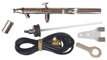 FASKOLOR F-1 Dual Action Airbrush Set picture