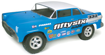 """FIFTY SIX SC BAJA .040"""" Clear Body picture"""