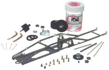 1/24 EDGE Drag Chassis Kit picture