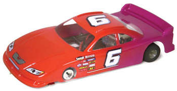 "1/24 Flexi-5 RTR - 4"" WB '08 COT Stock Car picture"