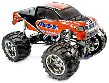 1/10 Nissan Titan - Clear Body picture