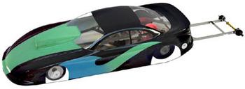 1/24 EDGE Car - Stratus Pro Stock (No Motor) picture