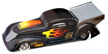 1/24 '38 Pro Mod - .015 Clear Body picture