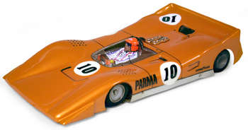 1/24 Lola T163 RETRO - .010 Clear Body picture