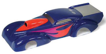1/24 '41 Pro Mod - .015 Clear Body picture