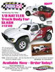 RATTLER Truck For SLASH - Clear Body additional picture 1