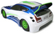"Rally Xtreme .040"" Clear Body w/Wing additional picture 1"