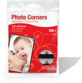 Photo Corners - Classic Style, Silver