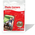 Photo Corners  - Classic Style, Kraft