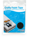 Crafty Foam Tape - Black