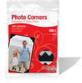 Photo Corners - Classic Style, Black