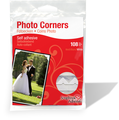 Photo Corners - Classic Style, White