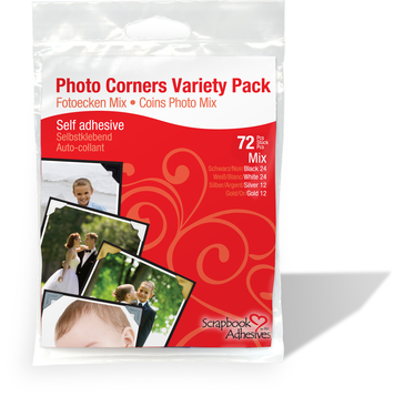 Photo Corners Variety Pack picture