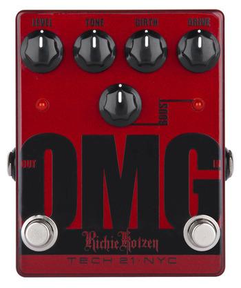 Richie Kotzen OMG Signature Overdrive picture