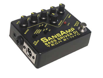 SansAmp Bass Driver DI picture