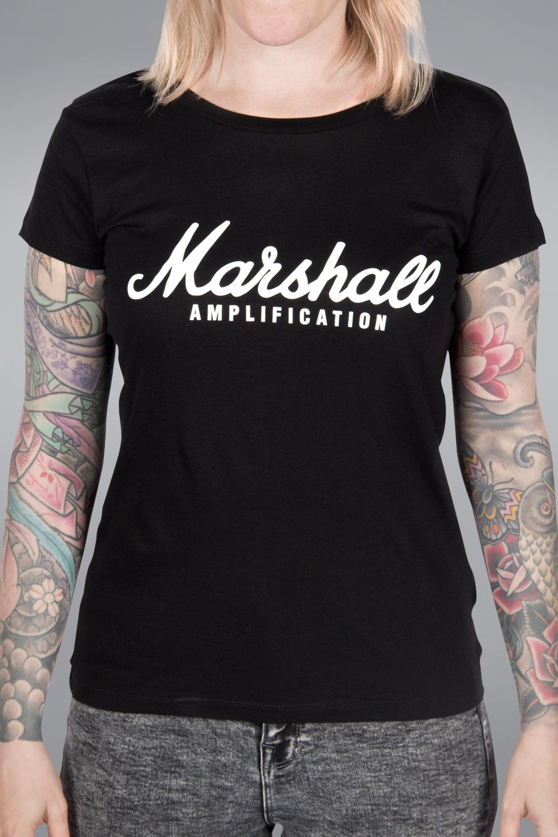 Womens Large Script Logo T-Shirt picture