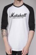 Large Script Logo Baseball Shirt