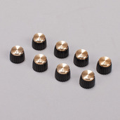 AVT Gold Knobs