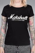 Womens Large Script Logo T-Shirt