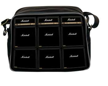 Wall of Amps Shoulder Bag picture