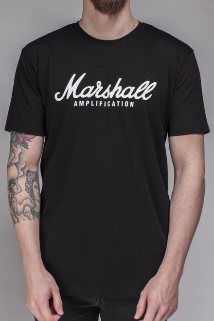 Mens Large Script Logo T-Shirt picture