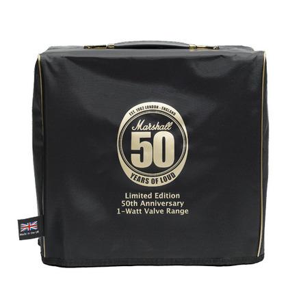 50th Anniversary 1 Watt Combo Dust Cover picture