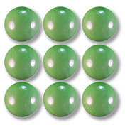 Opal Green Small Round 625/Poly