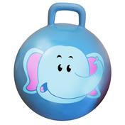 Jungle Hop Hop Ball - Blue 18-inch Splash Elephant