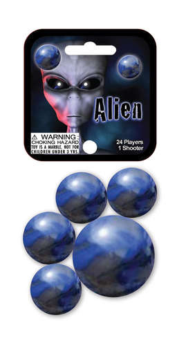 Alien Themed Marble Game Net 24+1 picture