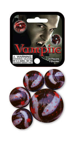 Vampire Themed Marble Game Net 24+1 picture
