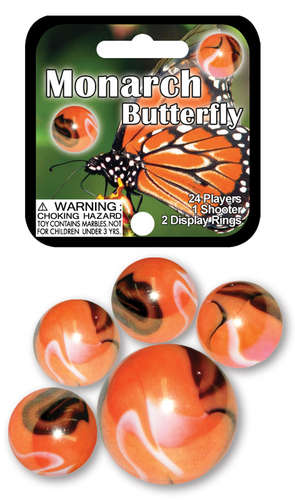 Monarch Butterfly Game Net 24 + 1 picture