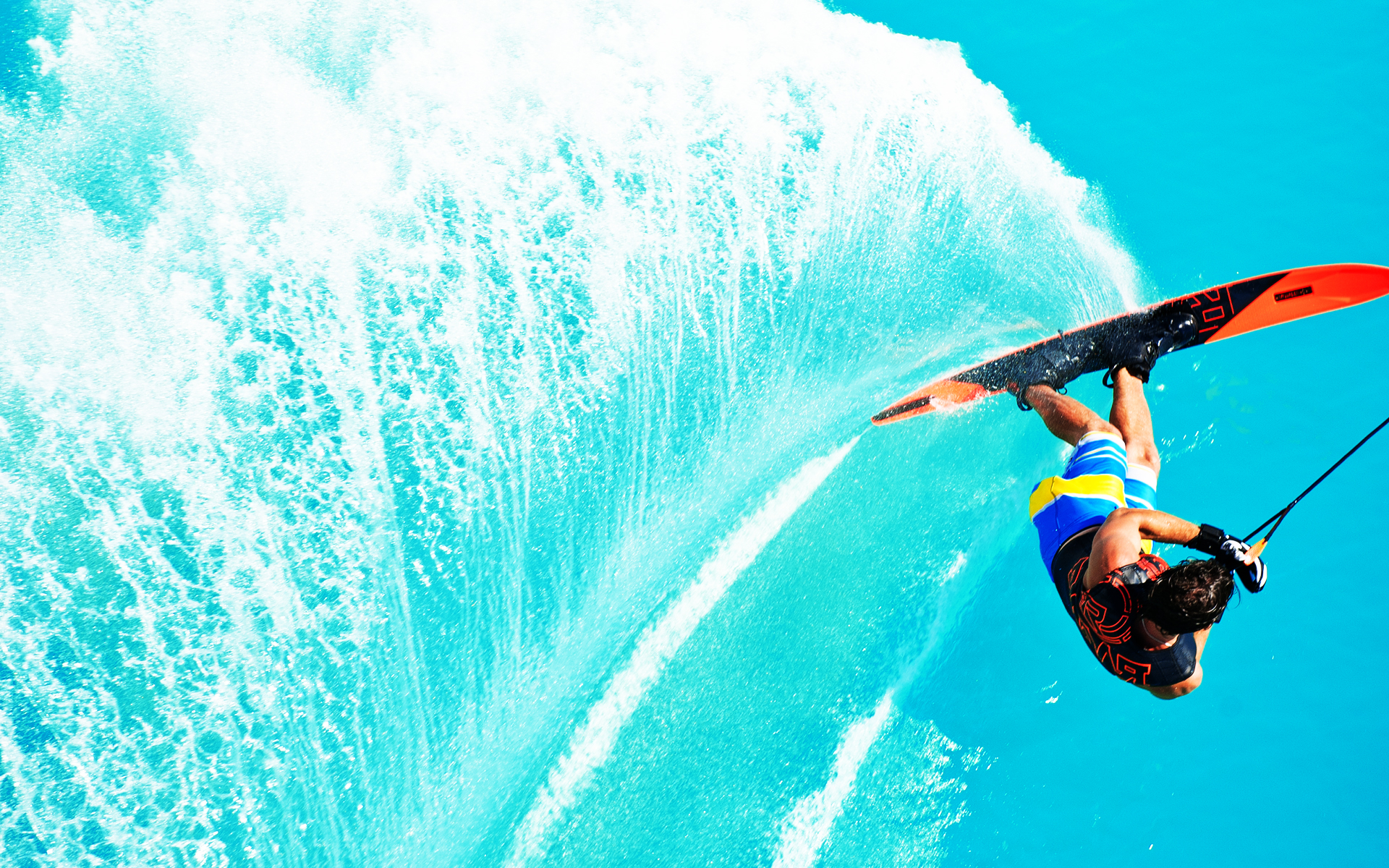 Water Skiing Wallpapers For Kids