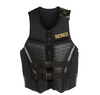 2013 Covert Front Zip CGA Life Vest - Black / Gold
