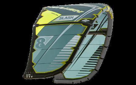 2017 Slash 4 Grey/Yellow picture