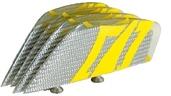 2012 TT Fin 5.0cm Glass (set 4