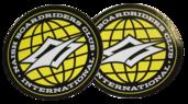 Naish Boardriders Club Sticker Set (10)